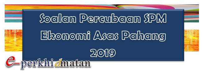 Soalan Percubaan Spm 2019 Terengganu Sains Viral Blog O